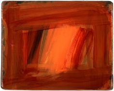 The British Howard Hodgkin (b1932) is one of the world's leading painters. Hodgkin works on his seductive and complex paintings for long periods, characteristically producing richly coloured, sweeping compositions, which continue into the picture-frame itself. These paintings uniquely straddle representation and abstraction, at the same time as they demonstrate both an awareness of history and an understanding of art's potential today.