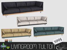 BuffSumm's Livingroom Tulton Sofa