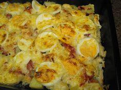 Batatas mistas... o jantar deles! by a galinha maria, via Flickr