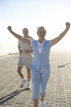 Walking can contribute to a healthy lifestyle for seniors. Check out the best reviewed sneakers for seniors.