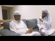 Mufti Tariq Masood Sahab And Dr Zakir Naik Sahab Meeting 🤗HKD Mufti Tariq Masood - YouTube Door Gate Design, Youtube, Youtubers, Youtube Movies