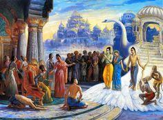 Vaikuntha Realm of Ayodhya