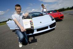Junior Supercar Thrill Choice