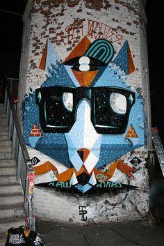 Street Art   By Low Bros