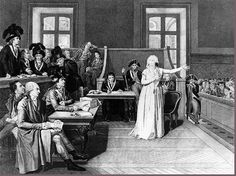 Trial of Marie Antoinette of Austria  Some months after the execution of her husband, Marie Antoinette found herself in the dock of the public prosecutor, Antoine Quentin Fouquier–Tinville. The intervention of the radical journalist Jacques–René Hébert had pushed her case to the top, and she was accused most notably of immorality and treason. She defended herself bravely and calmly, as the above image suggests. But the judgment was never in doubt, as the revolutionaries had always doubted…