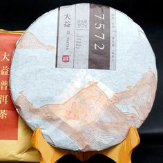 ==> [Free Shipping] Buy Best [GRANDNESS] Classic 7572 Menghai Dayi Puer Tea Cake TAETEA Pu-erh China Yunnan Pu'er 2015 1501 357g Ripe menghai tea factory Online with LOWEST Price | 32706772747