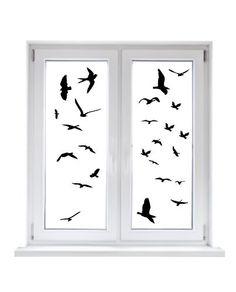 Shirtstown Warnvögel Fensterschutz Vogelschutz Vogel-Silhouetten Set 25 Stück Shirtstown http://www.amazon.de/dp/B008D61VHE/ref=cm_sw_r_pi_dp_IsUfub164KSQ4