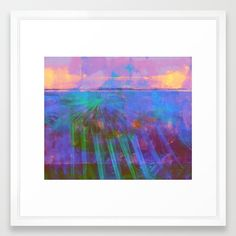 House in Bali II Framed Art Print