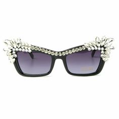 2bd001b588a99 Large Retro Glam Fashion Cat Eye Sunglasses Cat Eye Sunglasses C1250 ...