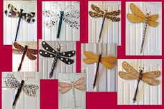 Table Leg Dragonflies and Butterflies... Moving On!