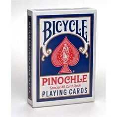 Bicycle Pinochle Cards |