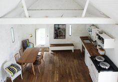 Thursford Barn Norfolk | The Modern House