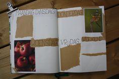 Bullet journal #5 - Juni, weekly spread Weekly Spread, Juni, Paper Shopping Bag, Bullet Journal, Dreams, Blog, Handmade, Art, Art Background