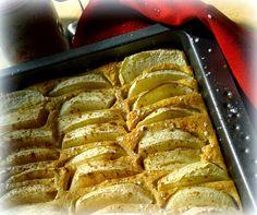 Simi´s Sattmacher- Rezepte und mehr.....: Ofenpfannkuchen mit Äpfel
