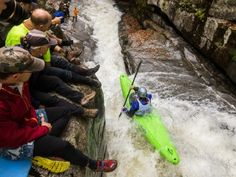 Welcome to the Green: World's most hardcore whitewater community