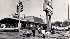 Burger Chef on Grand Ave near Tech high 1972