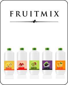 Fruit Mix Fruit Pure 2Ltr