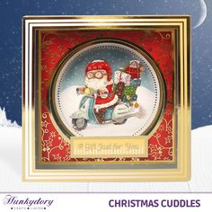 Christmas Cuddles - Hunkydory | Hunkydory Crafts