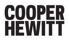 Cooper Hewitt wordmark.
