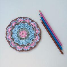 """Mandalas to Crochet"""