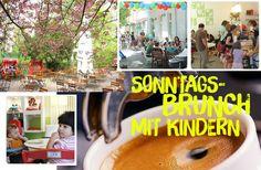 Mit Kindern in Berlin frühstücken l: Sonntagsbrunch in Berlin mit Kind.