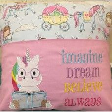 Reading Unicorn
