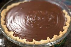 Tarte au chocolat rapide et facile au thermomix