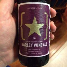 Lervig Aktiebryggeri Brewers Reserve Barley Wine