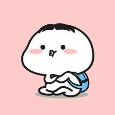 Cute Bunny Cartoon, Cute Cartoon Drawings, Cute Cartoon Pictures, Cute Cartoon Characters, Cute Anime Pics, Cartoon Pics, Cute Love Pictures, Cute Love Gif, Cute Love Memes