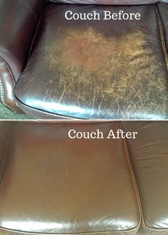 Cleaning Leather Couch With Baking Soda