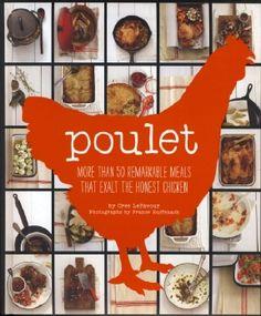 new ways with chicken - gotta love this book