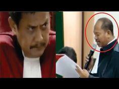 kuasa Hukum AhOk bacakan tentang kejadian asli di pulau seribu - hakim l...