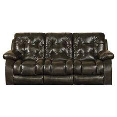 Catnapper Watson Lay Flat Reclining Sofa Coal - 61521126308