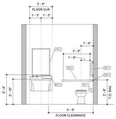 Image result for ada standard drawings