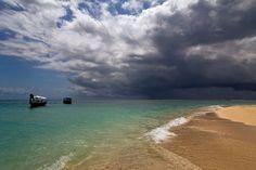 Maziwe Island.... von Michael H. Voß