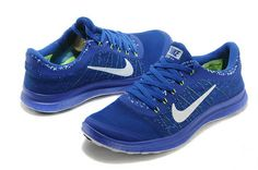 big sale 13da3 d24e9 2014 Nike Free 3.0 V6 Sapphire Blue  Blue  Womens  Sneakers Free Running  Shoes