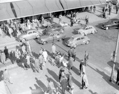 Beursplein 1957