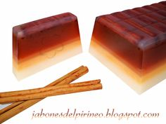 Jabón de canela y naranja / cinnamon and orange soap