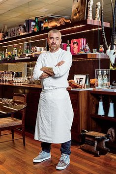 Brazilian Chef Alex Atala is running the best restaurant in South America—and maybe the world.