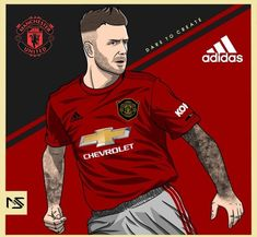 Manchester United Legends, Manchester United Football, Man Utd Fc, Wayne Rooney, Football Wallpaper, Football Kits, Man United, David Beckham, All Star