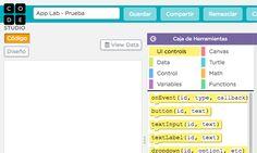 Code.org App Lab, la nueva plataforma para programar aplicaciones mediante bloques de colores