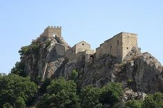 Sperlinga Castle, Sicily, Italia