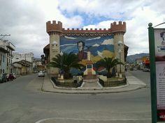 Sus murales #LojaEcuador