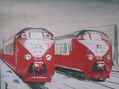 TEE diesel units