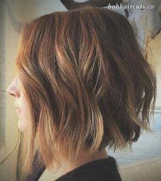 Really Stylish Short Choppy Haircuts for Ladies - 19 #ChoppyBob