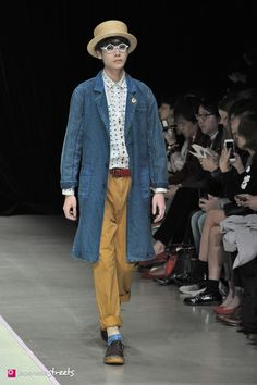 Spring/Summer 2015 Collection of Japanese fashion brand Né-net