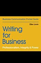 Free Download Pdf Writing For Business Professionalism Integrity