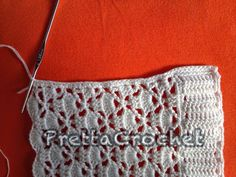 Pretta Crochet: Cropped Princess com PAP