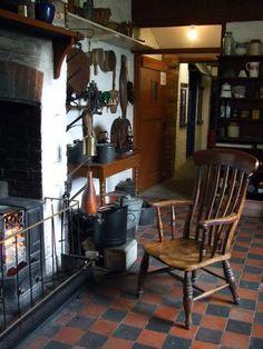 An Authentic Victorian Kitchen Design Stove Victorian Kitchen And Originals
