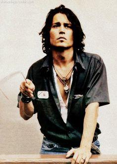 Johnny Depp / Men's Fashion & Style